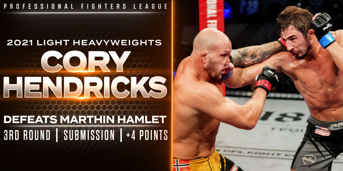 Hendricks completes epic comeback, earns four points vs. Hamlet