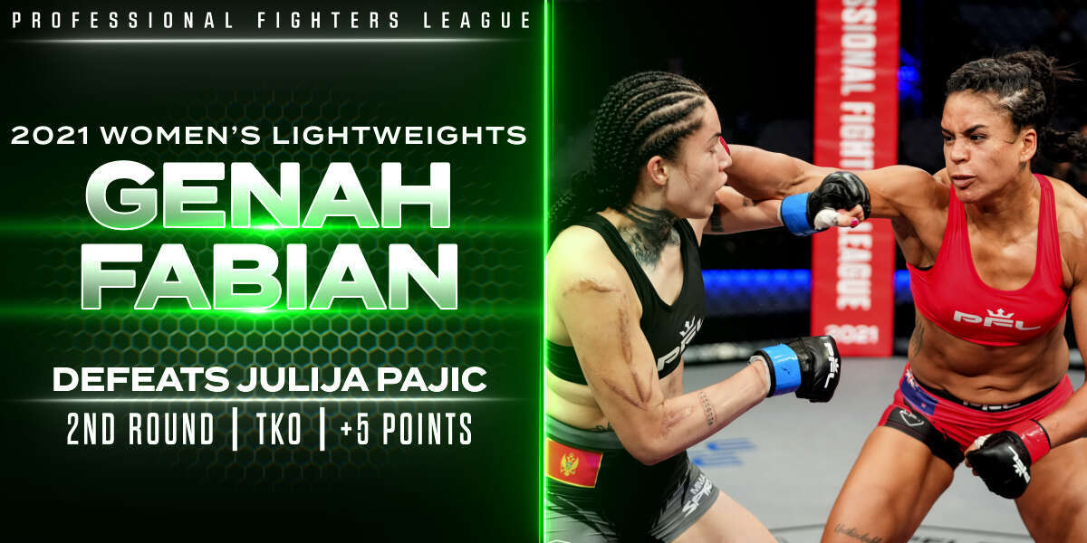 Fabian secures Playoffs spot with second-round finish of Pajic